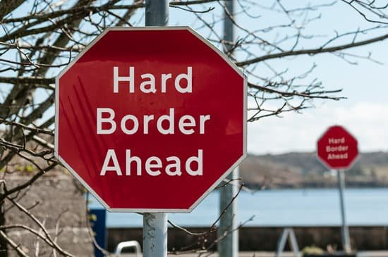 Northern Ireland border- Brexit